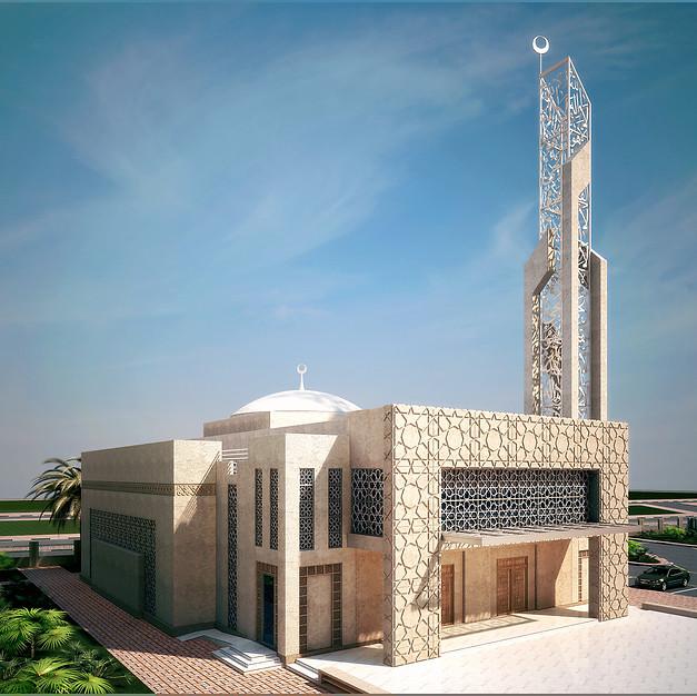 Salem Saeed Bin Adeel Mosque