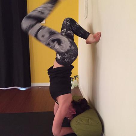 Good at yoga