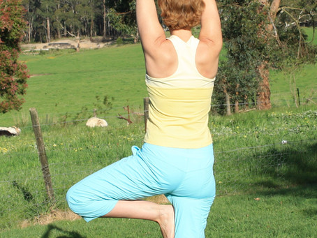 Pose of the month: Vrksasana