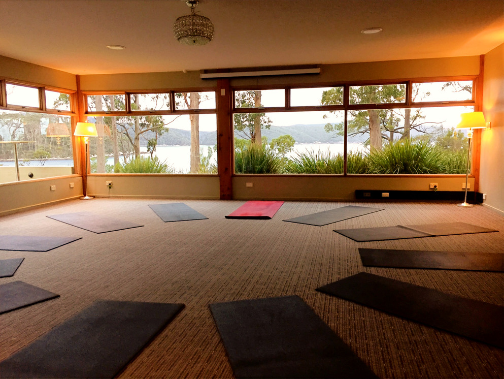 Yoga retreats in Tasmania