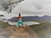 Yoga in stunning locations