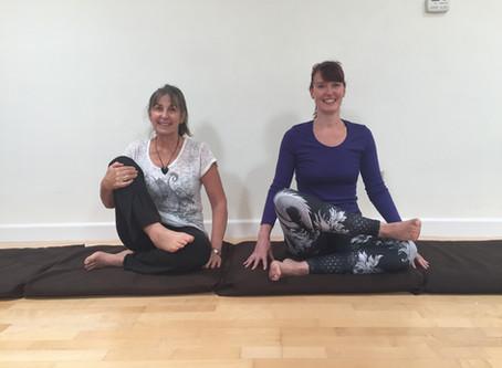 The Bones for Yoga