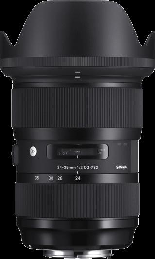 Sigma DG 24-35mm F2 HSM Art - Nikon Fit