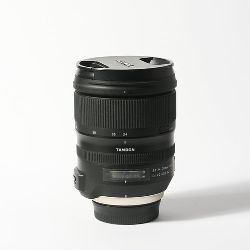 Tamron 24-70mm F2.8 Di VC G2
