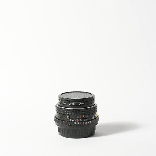 Pentax-M 28mm F2.8