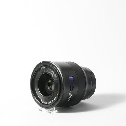 Zeiss 40mm F2 Batis CF