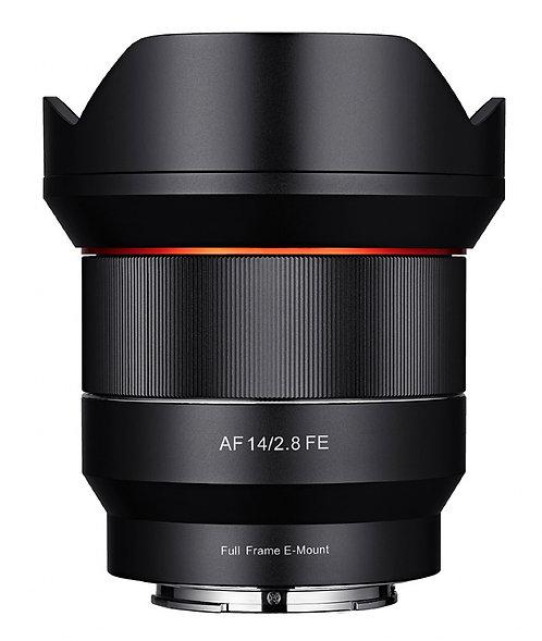 Samyang AF 14mm F2.8 - Sony FE Fit