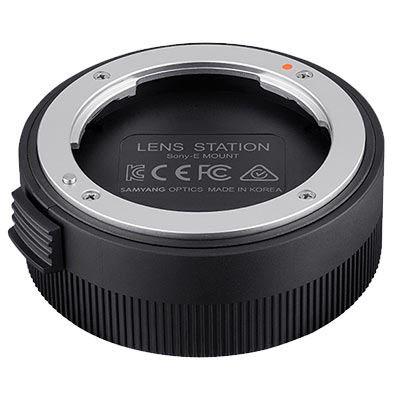 Samyang AF Lens Station - Sony FE Fit