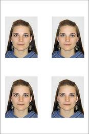 UK Passport Image