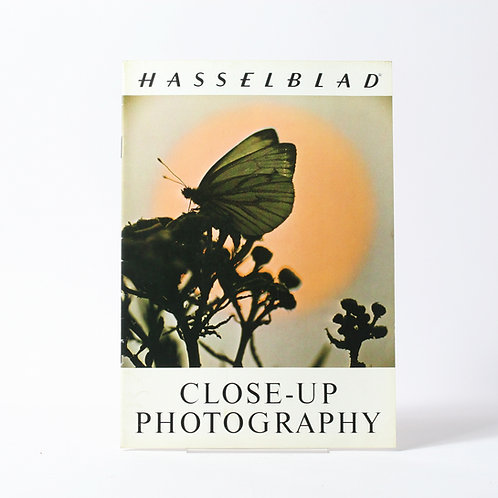 Hasselblad Close-Up Photography Brochure