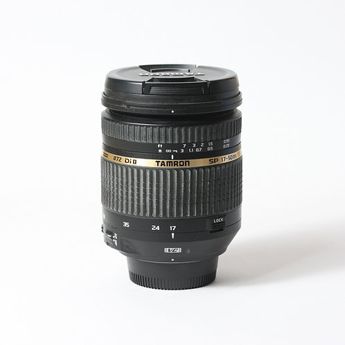 Tamron 17-50mm F2.8 Di II SP VC
