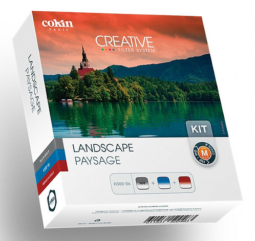 Cokin Landscape Filter Kit - P series