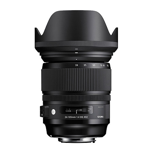 Sigma DG 24-105mm F4 OS HSM Art - Canon Fit