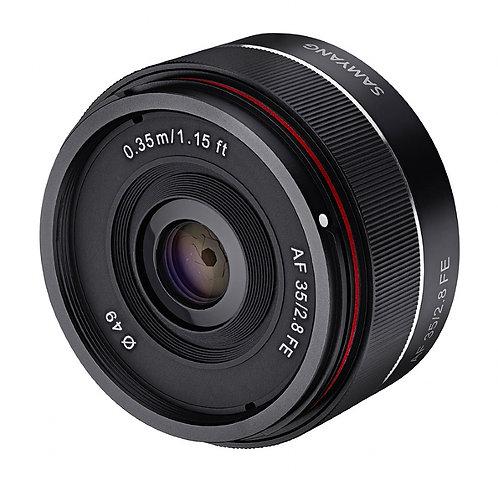 Samyang AF 35mm F2.8 Pancake - Sony FE Fit