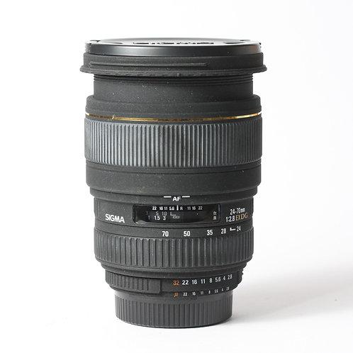 Sigma DG 24-70mm F2.8 EX