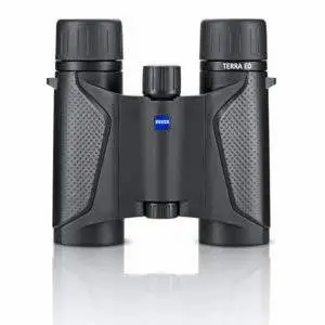 Zeiss Terra ED Pocket 10x25 - Black