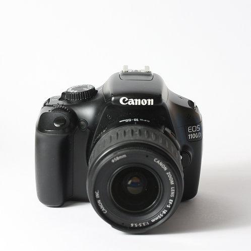 Canon 1100D & 18-55mm Kit