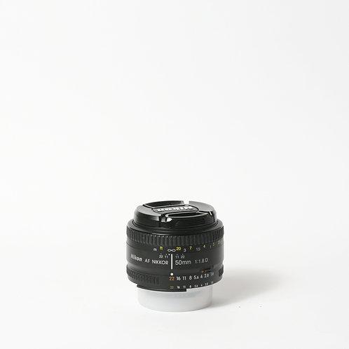 Nikon AF-D 50mm F1.8