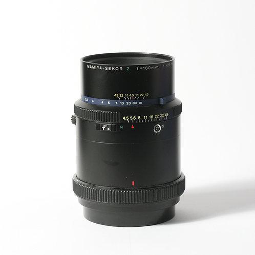 Mamiya Z 180mm F4.5 W-N