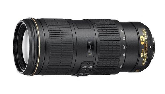 Nikon AF-S 70-200mm F4G ED VR