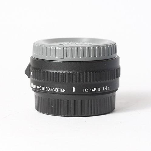 Nikon 1.4x TC-14E III Teleonverter