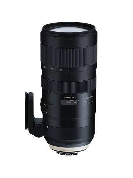 Tamron SP 70-200mm F2.8 Di VC USD G2 - Canon Fit