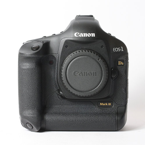 Canon EOS 1Ds Mark III Body Only