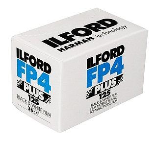 Ilford FP4 Plus 35mm (36 exp)