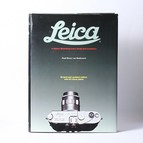 Sotheby Leica A History Illustrating every Model and Accessory (1993)