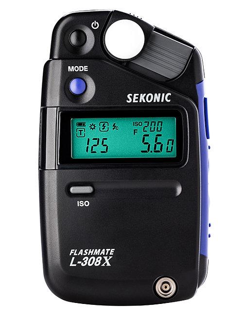 Sekonic L-308x Flashmate Lightmeter