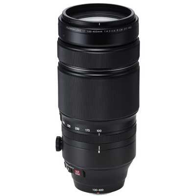 Fujifilm XF 50-140mm F2.8 WR OIS Lens & 1.4x Teleconverter