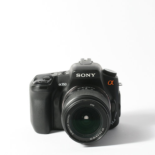 Sony A350 & 18-70mm F3.5-5.6