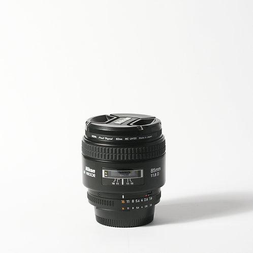 Nikon AF-D 85mm F1.8