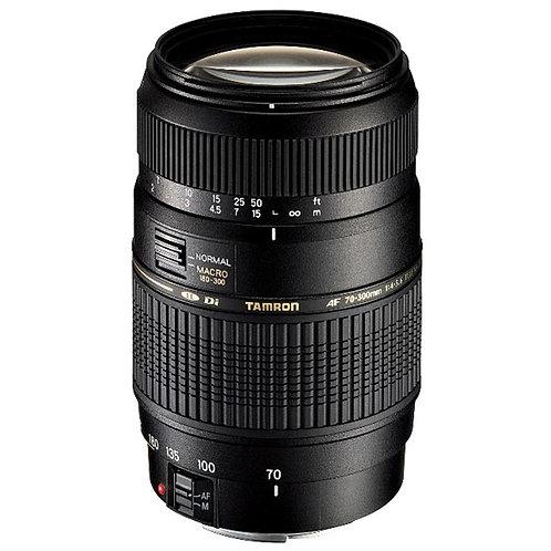 Tamron AF 70-300mm F4-5.6 Di LD Macro - Canon Fit