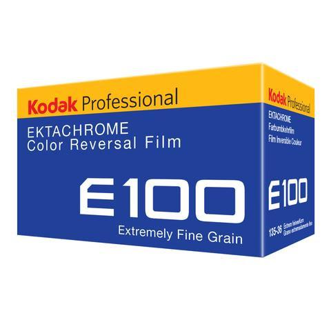 Kodak Ektachrome 100 Colour Reversal 35mm Film (36 exp)