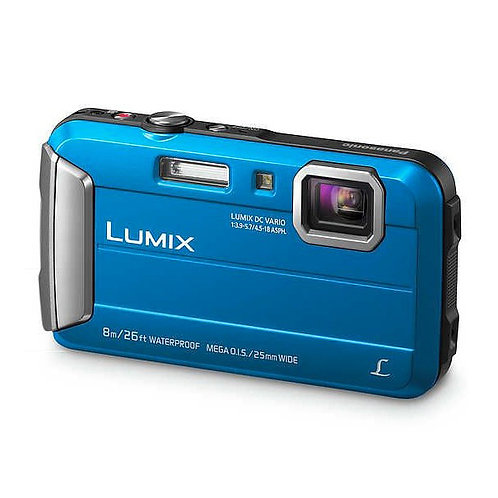 Panasonic Lumix FT30 Blue