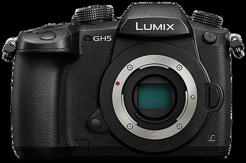 Panasonic Lumix DMC-GH5 Body Only