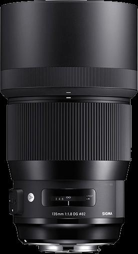 Sigma DG 135mm F1.8 HSM Art - Nikon Fit