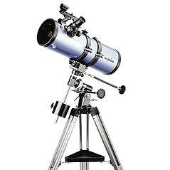 """SKYHAWK-114 (4.5"""") f/1000 Catadioptric Newtonian Reflector Telescope"""