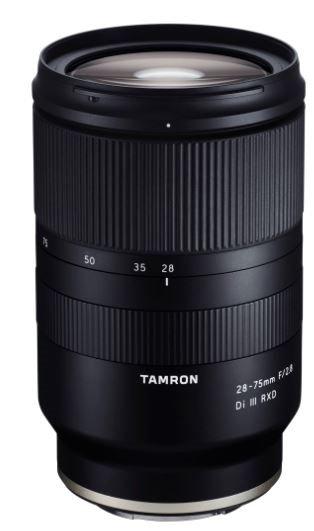 Tamron 28-75mm F2.8 Di III RXD