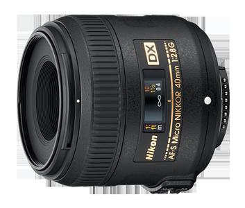 Nikon AF-S DX 40mm F2.8G Micro Nikkor