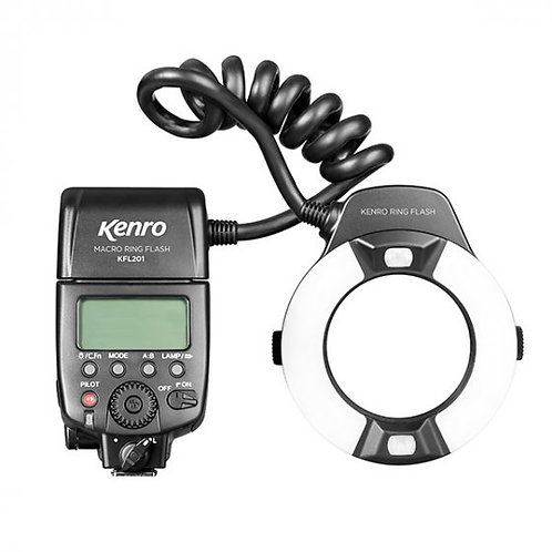 Kenro Macro Ring Flash Canon Fit