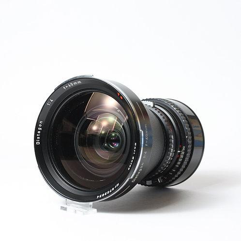 Hasselblad 40mm F4 T* Distagon