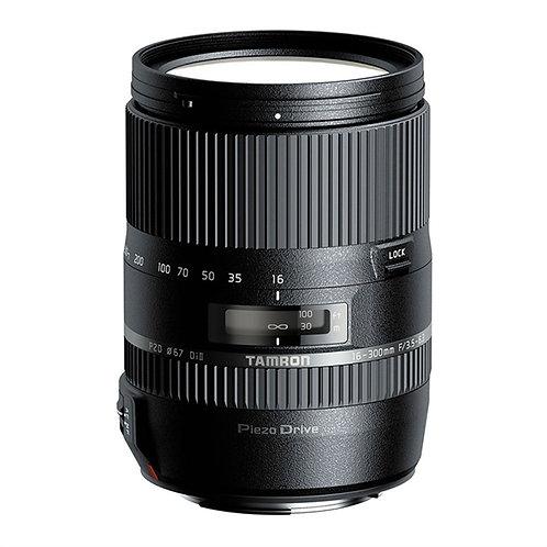 Tamron 16-300mm F3.5-6.3 Di II VC PZD - Canon Fit