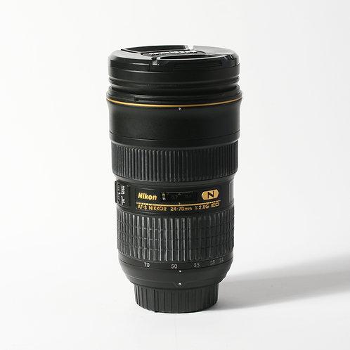 Nikon AF-S 24-70mm F2.8G ED