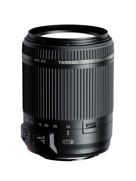 Tamron 18-200mm F3.5-6.3 Di II VC - Canon Fit