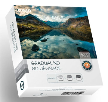 Cokin Gradual ND Kit - P series
