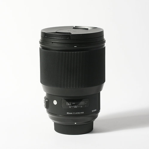 Sigma 85mm F1.4 DG Art