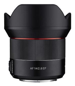 Samyang 14mm F2.8 AF - Canon Fit