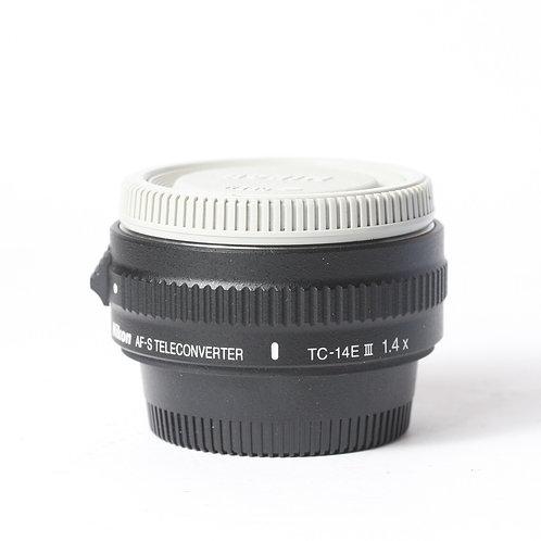 Nikon 1.4x TC-14E III Extender
